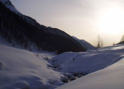 Landschaft Winter 01