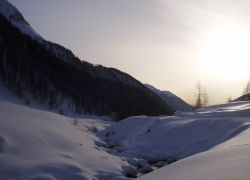 Landschaft Winter 09